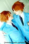 Ouran Twins Cosplay Wig