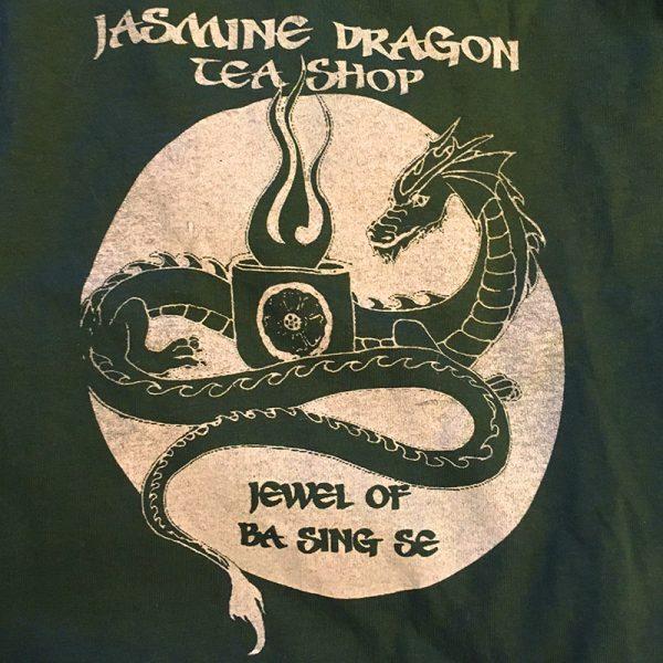 Jasmine Dragon Dark Green
