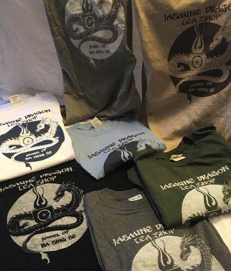 Jasmine Dragon Tea Shirts
