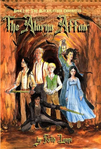The Alarna Affair cover image