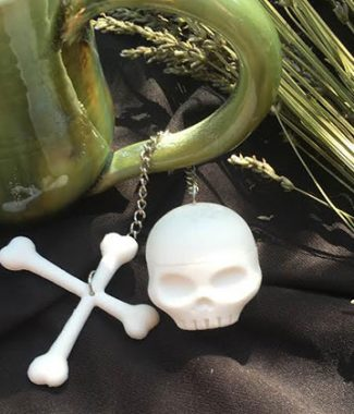 jolly roger tea infuser