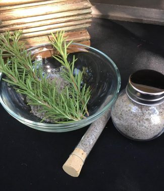 Organic Rosemary and Italian Sea Salt