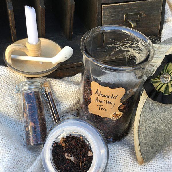 Alexander Hamilton Tea 1