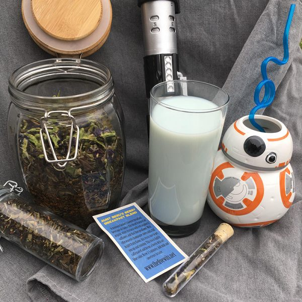Aunt Beru's Berry Breakfast Blend