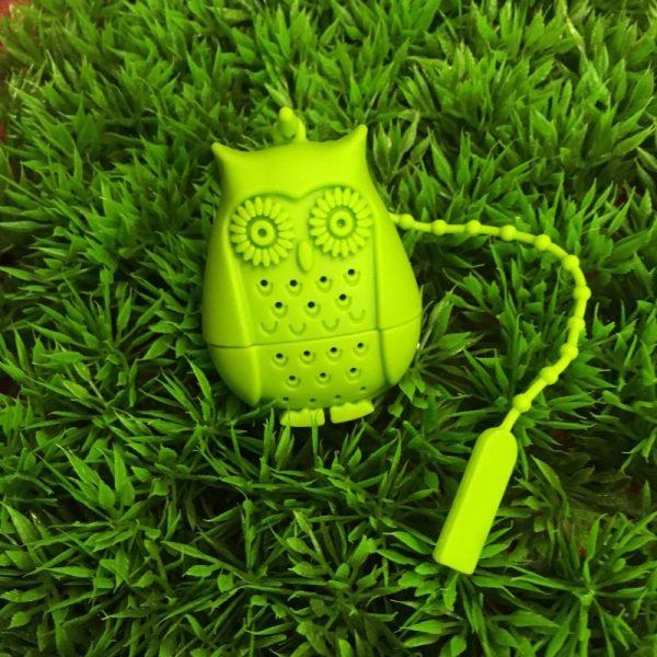 Green Owl Tea Infuser