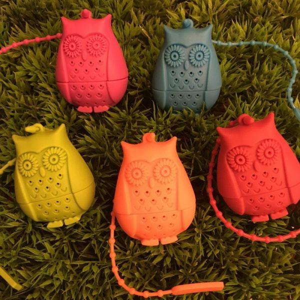 Owl Tea Infusers