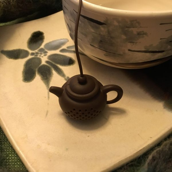 Silicone Tea Pot Tea Infuser