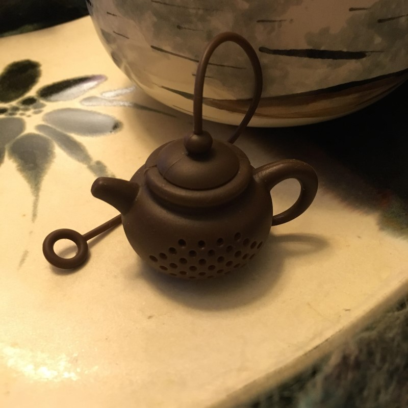 Silicone Tea Pot Tea Infuser The Five Wits