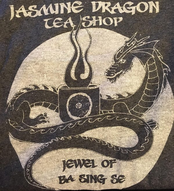 Jasmine Dragon Dark Grey