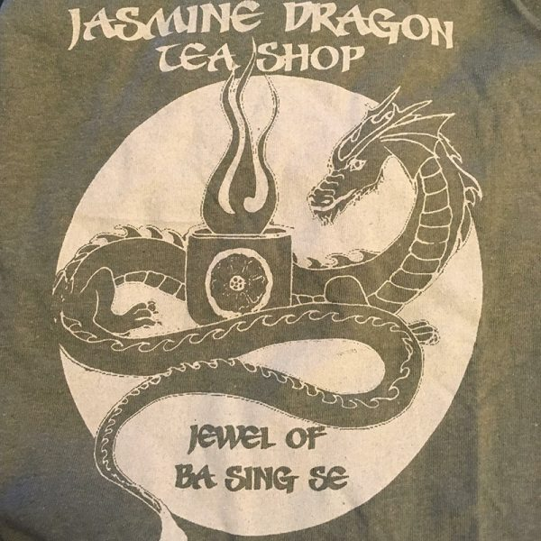 Jasmine Dragon Light Green