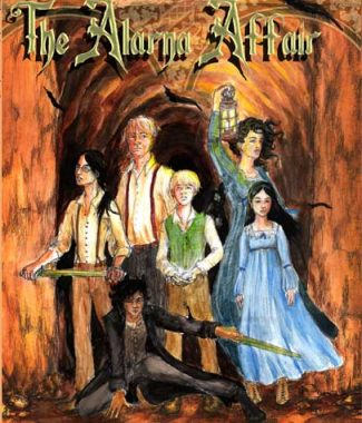 The Alarna Affair cover image