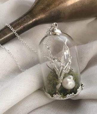 'Light of Telperion' necklace