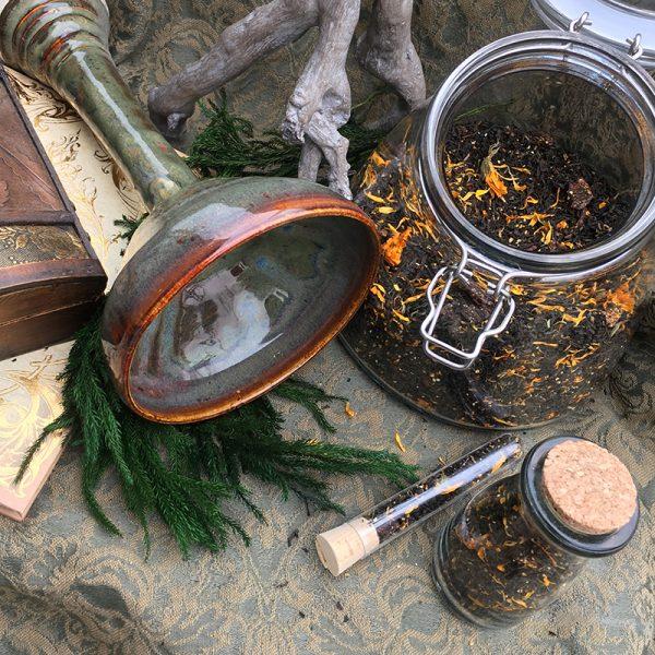 Goblet of Firey Tea