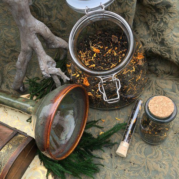 Goblet of Fiery Tea 2