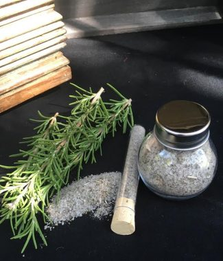 Organic Rosemary and Italian Sea Salt 2