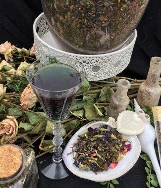 Averon Blue Tea