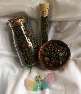transformation sequence magical tea