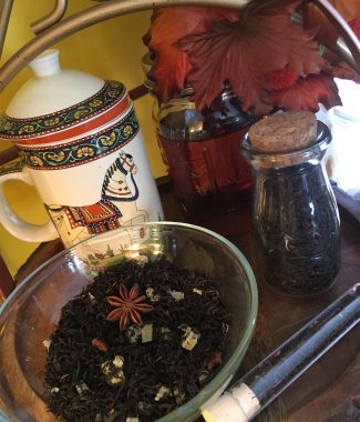 Dendarii Mountain Blend tea