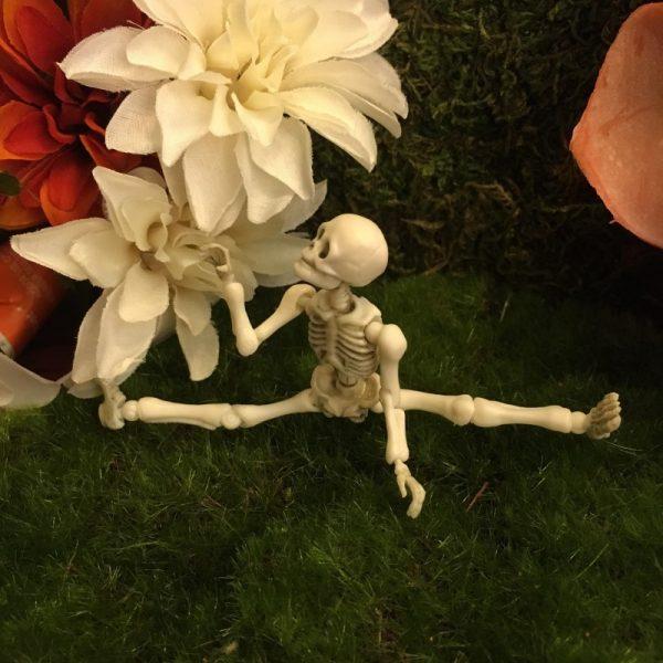 Flexible Bones