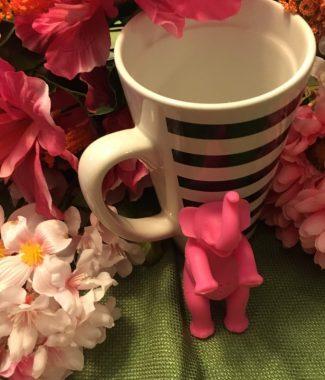 Pink Elelphant Tea Infuser 4