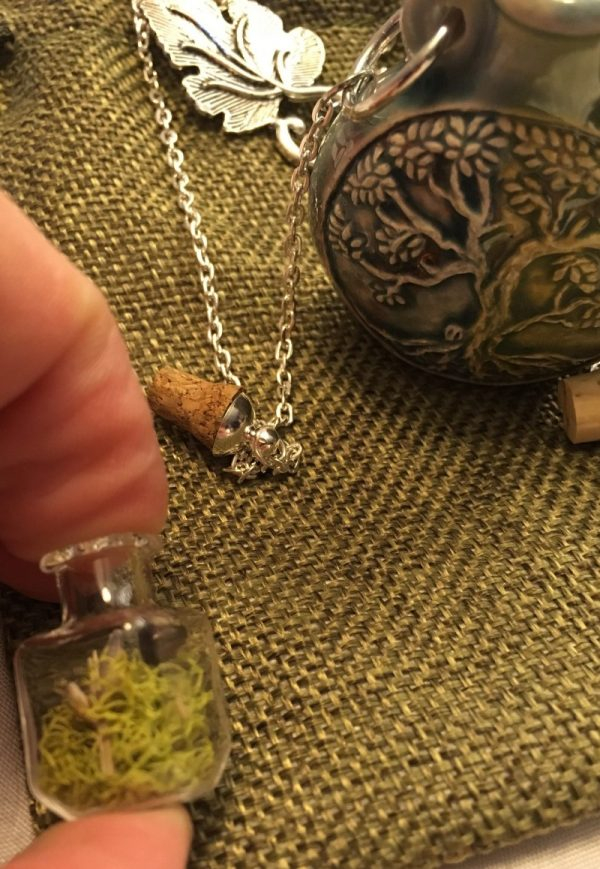 Tree of Life Pendant detail