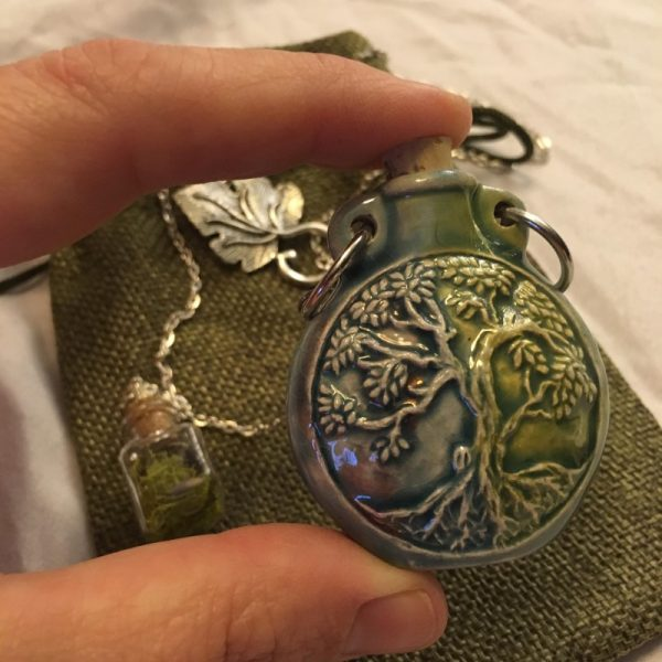 Tree of Life Pendant size
