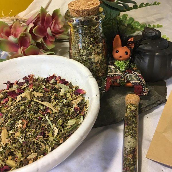 Chill herbalist tea